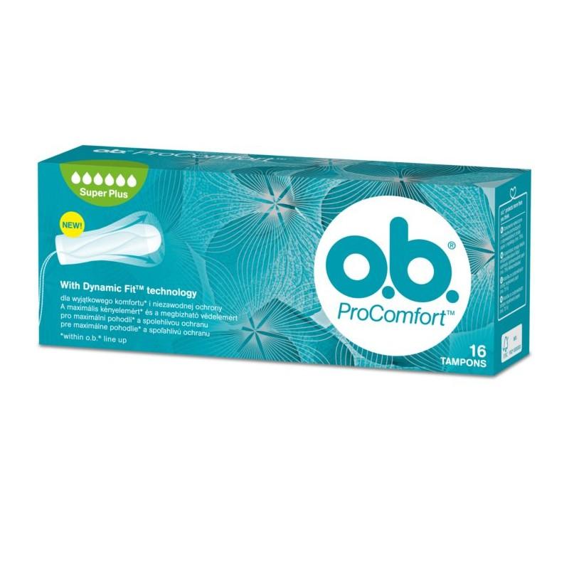 O.B. Pro Comfort Super Plus