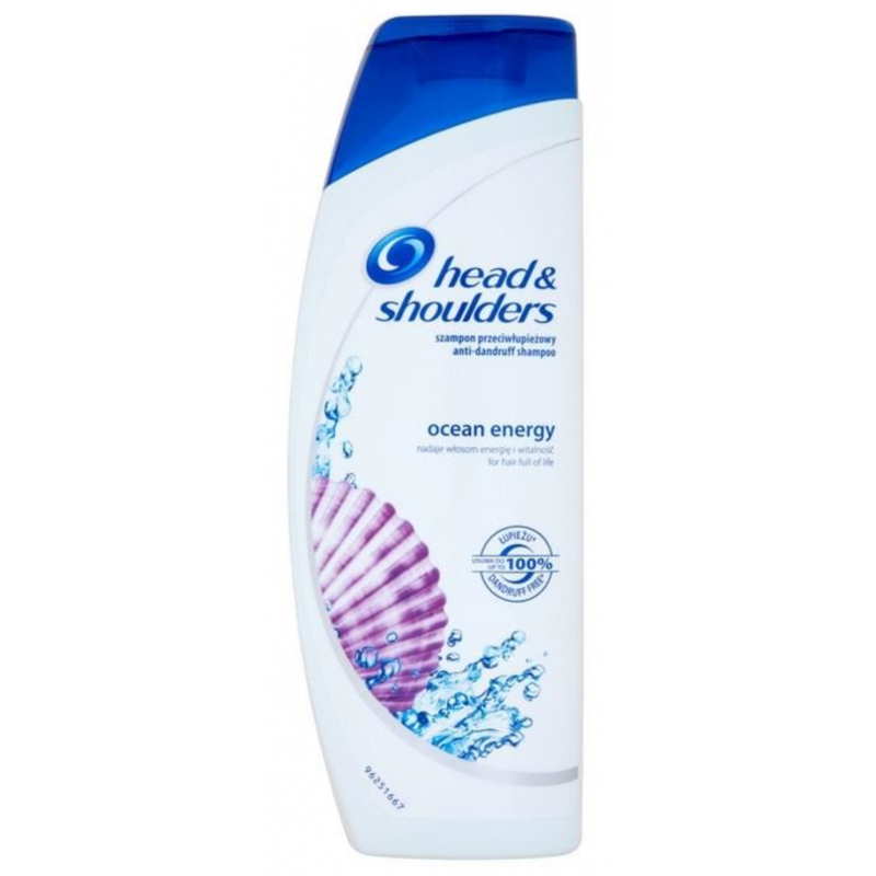 Head & Shoulders Ocean Energy