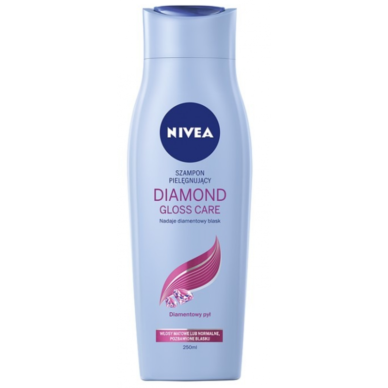 Nivea Diamond Gloss Shine Shampoo