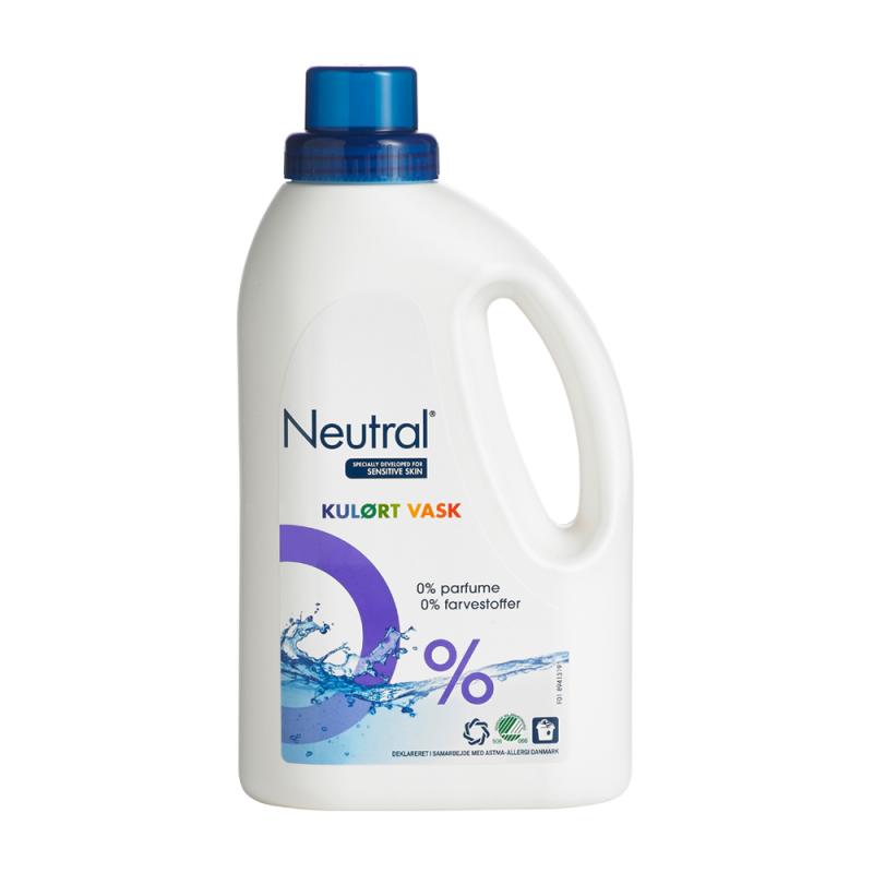 Neutral Tvättmedel Flytande Colour