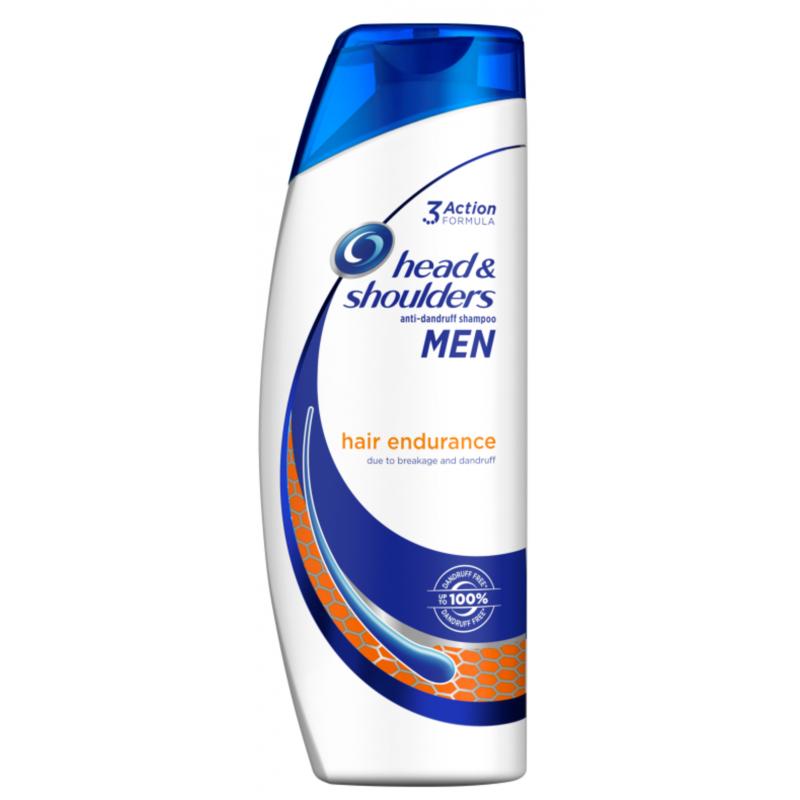 Head & Shoulders Hair Endurance Men Shampoo
