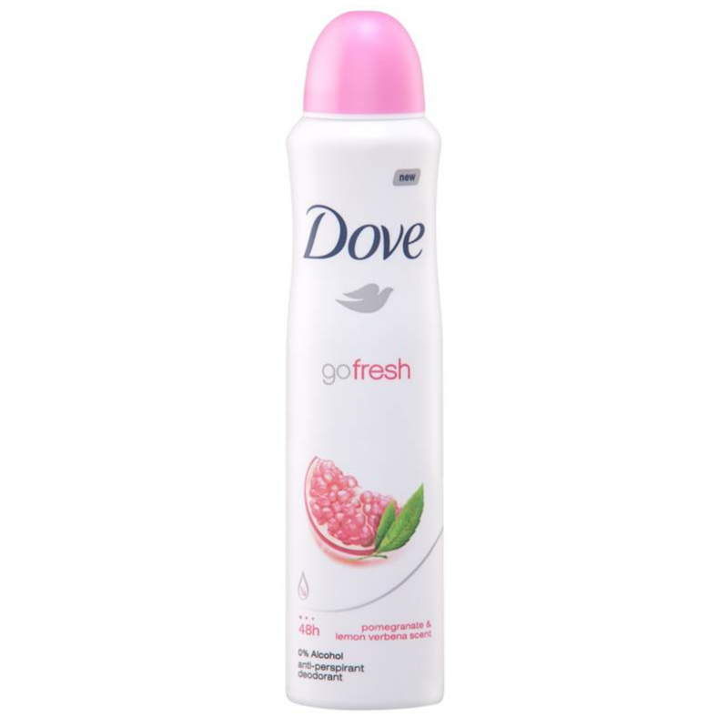 Dove Pomegranate & Lemon Anti-Transpirant Deospray