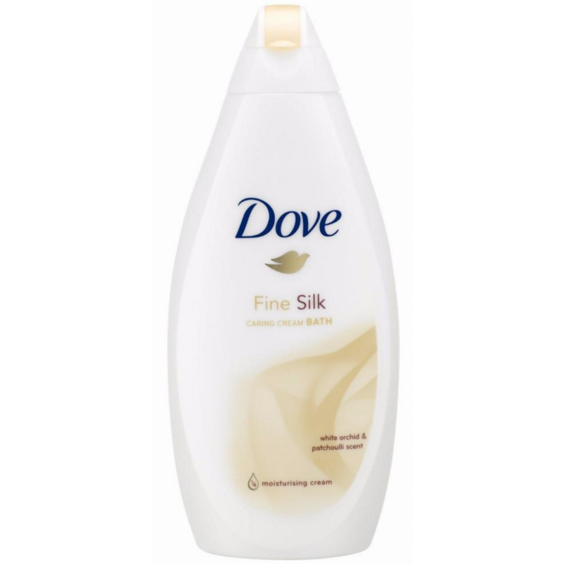 Dove Fine Silk Body Wash