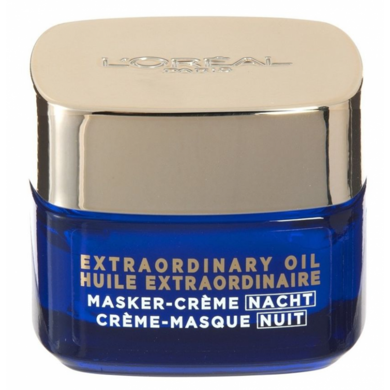 L'Oreal Extraordinary Oil Cream Mask Night