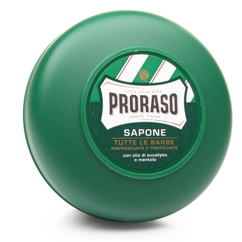 Proraso Green Shaving Soap In A Bowl