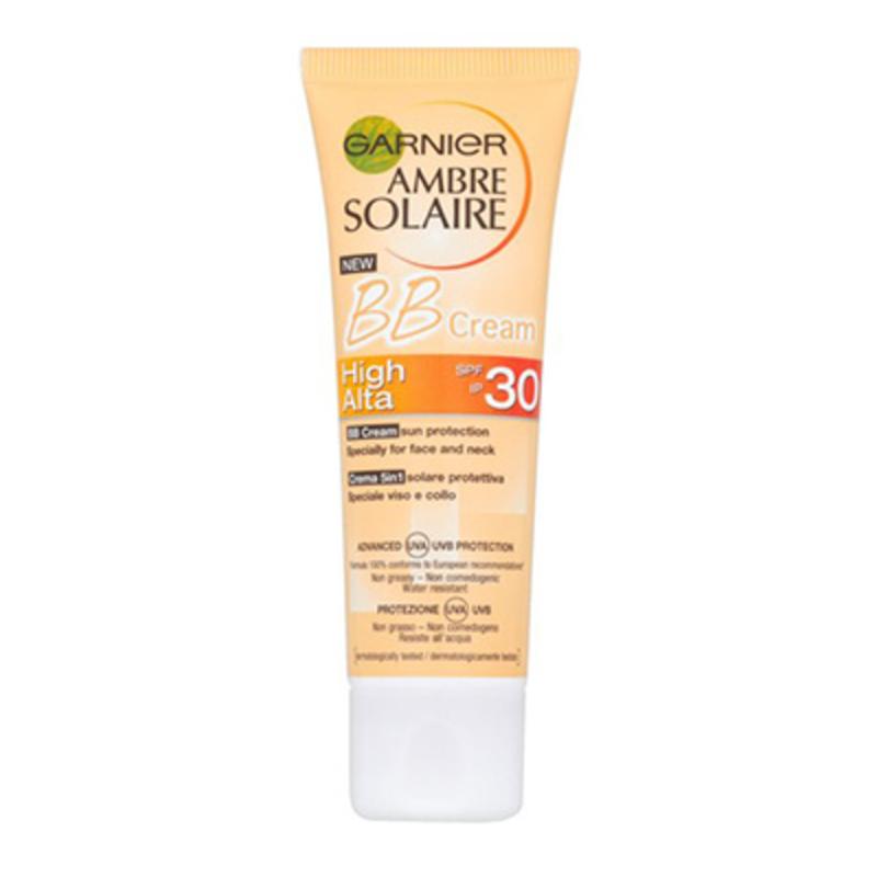 Garnier Ambre Solaire Sonnenschutz BB Creme SPF 30