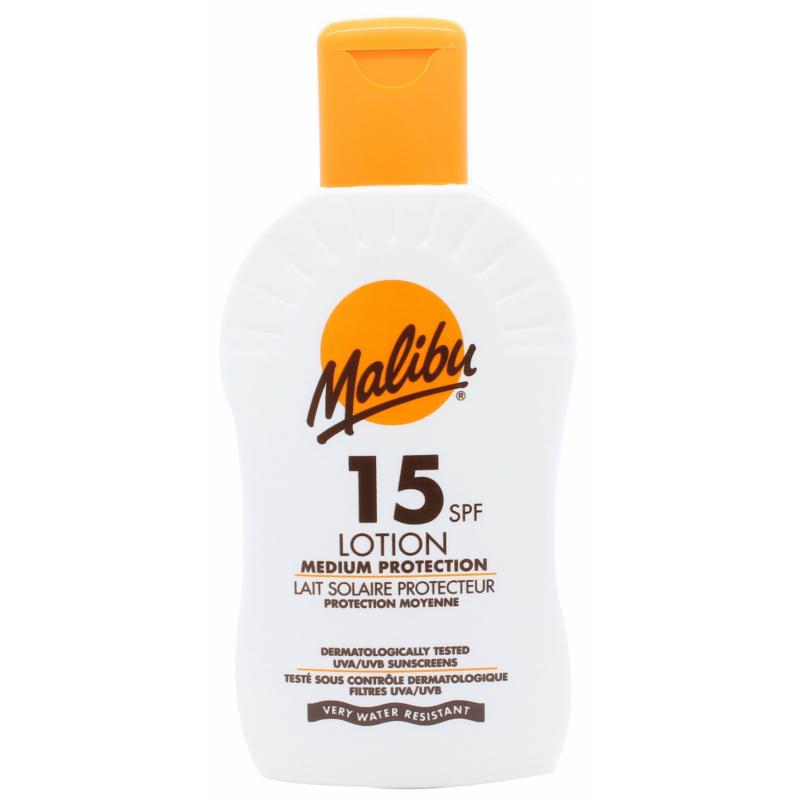Malibu Sun Lotion SPF15