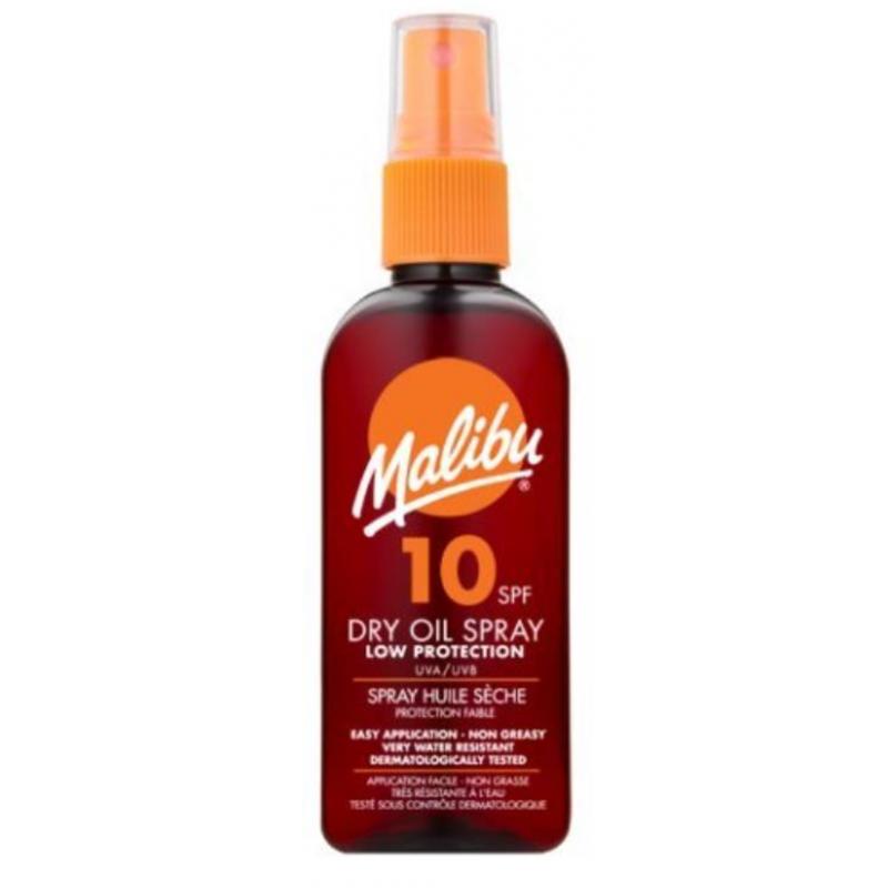 Malibu Dry Oil Spray SPF10