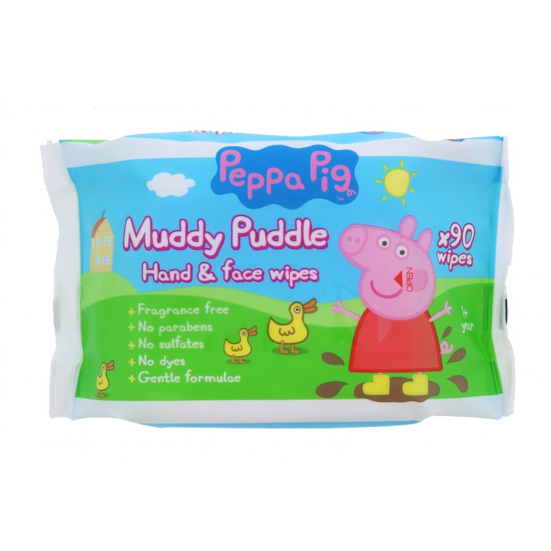 Peppa Pig Hand & Body Wipes