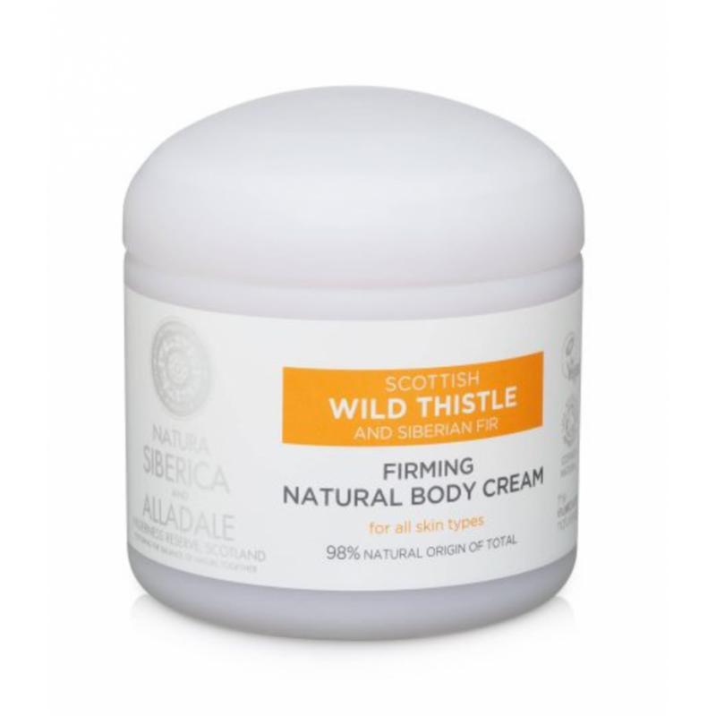 Natura Siberica Alladale Firming Body Cream