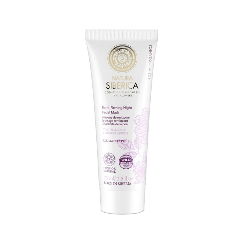 Natura Siberica Extra-Firming Night Facial Mask