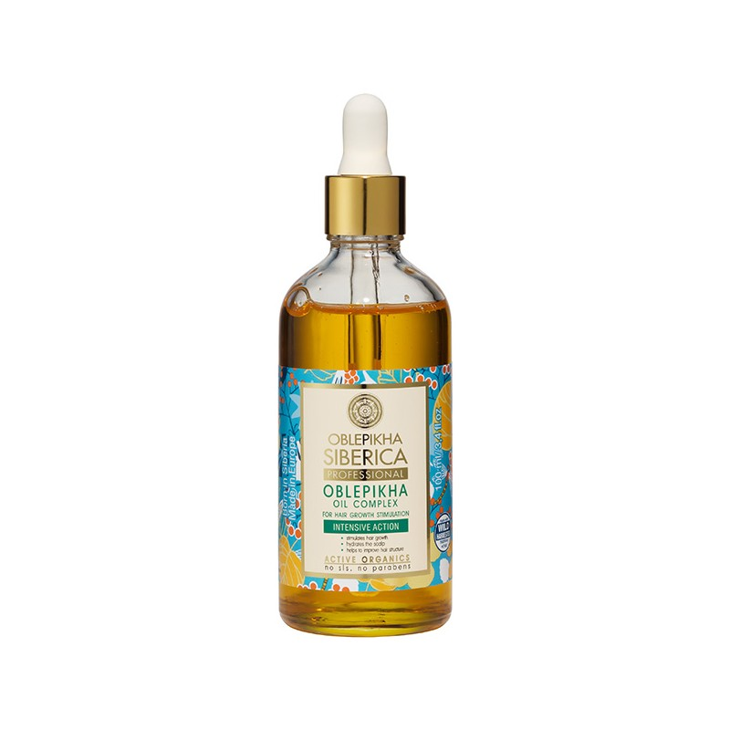 Natura Siberica Oblepikha Oil Complex Hair Growth