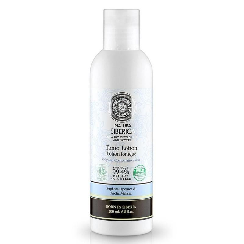 Natura Siberica Tonic Lotion Oily & Combination Skin