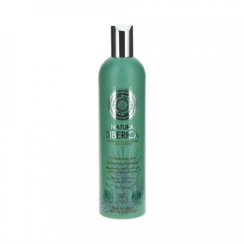 Natura Siberica Volumizing & Balancing Shampoo