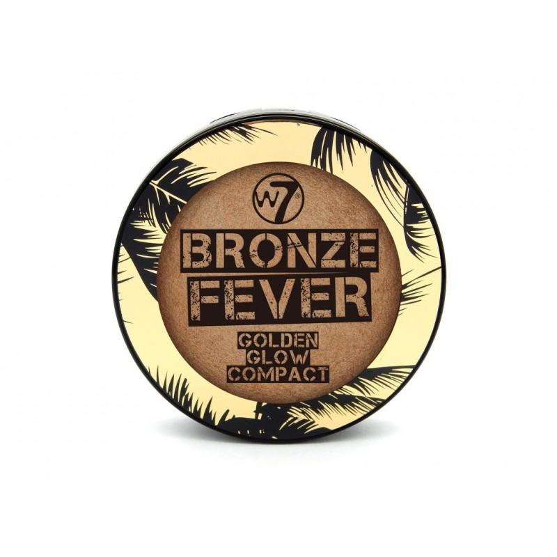 W7 Bronze Fever Golden Glow Compact