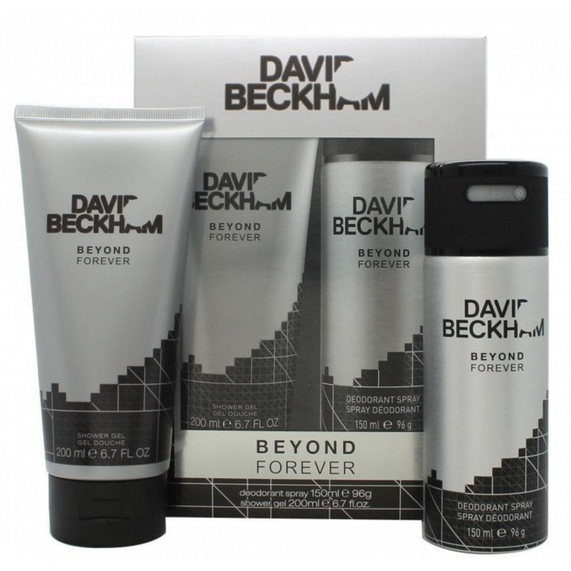 David Beckham Beyond Forever Deospray & Shower Gel