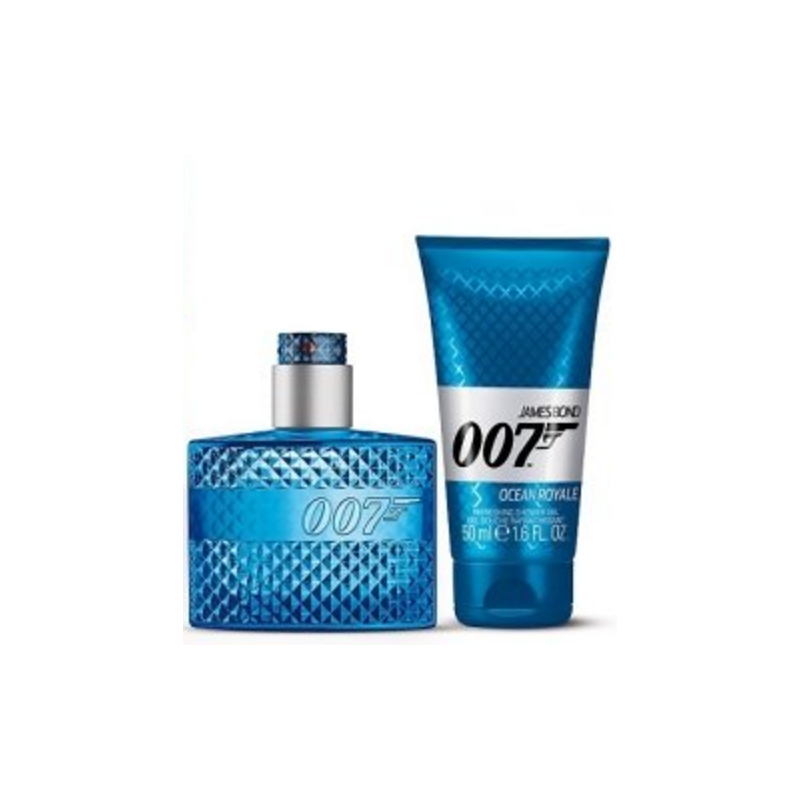 James Bond 007 Ocean Royale EDT & Duschgel