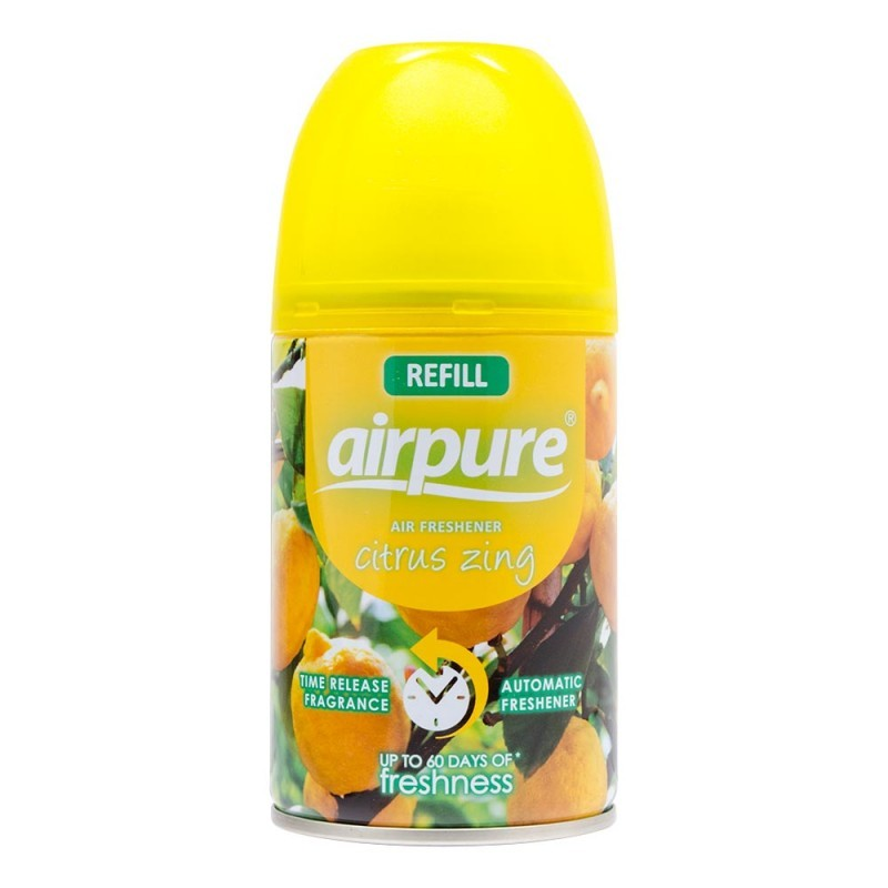 Airpure Air-O-Matic Refill Citrus Zing