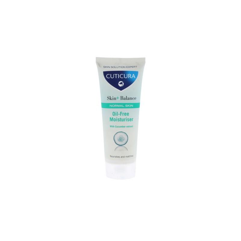 Cuticura Skin + Balance Oil Free Moisturiser Normal Skin