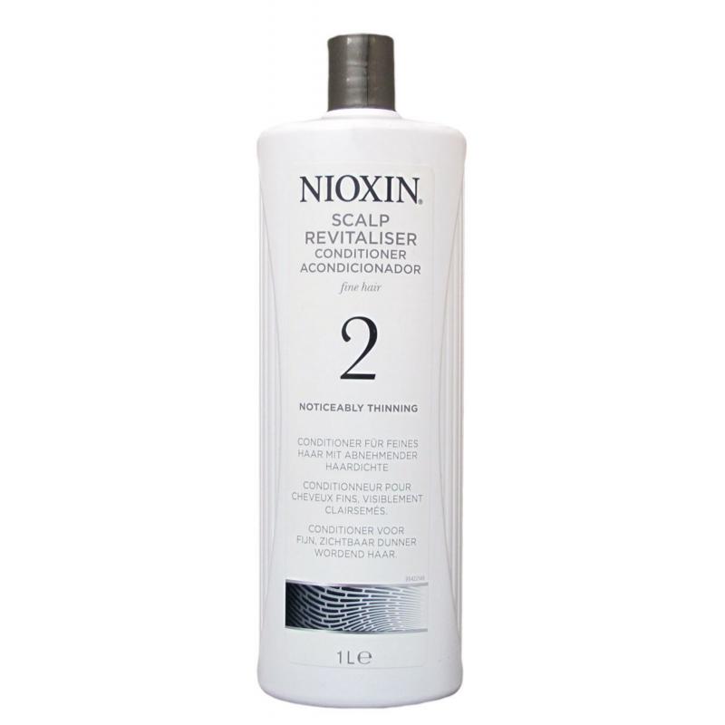 Nioxin System 2 Scalp Revitaliser Conditioner