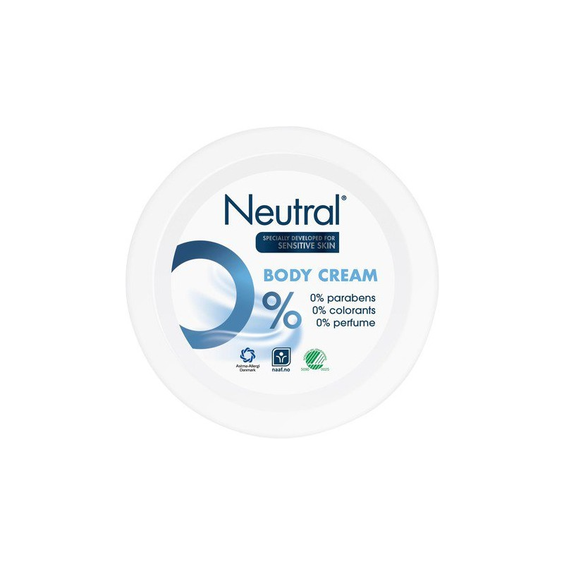 Neutral Body Lotion Cream
