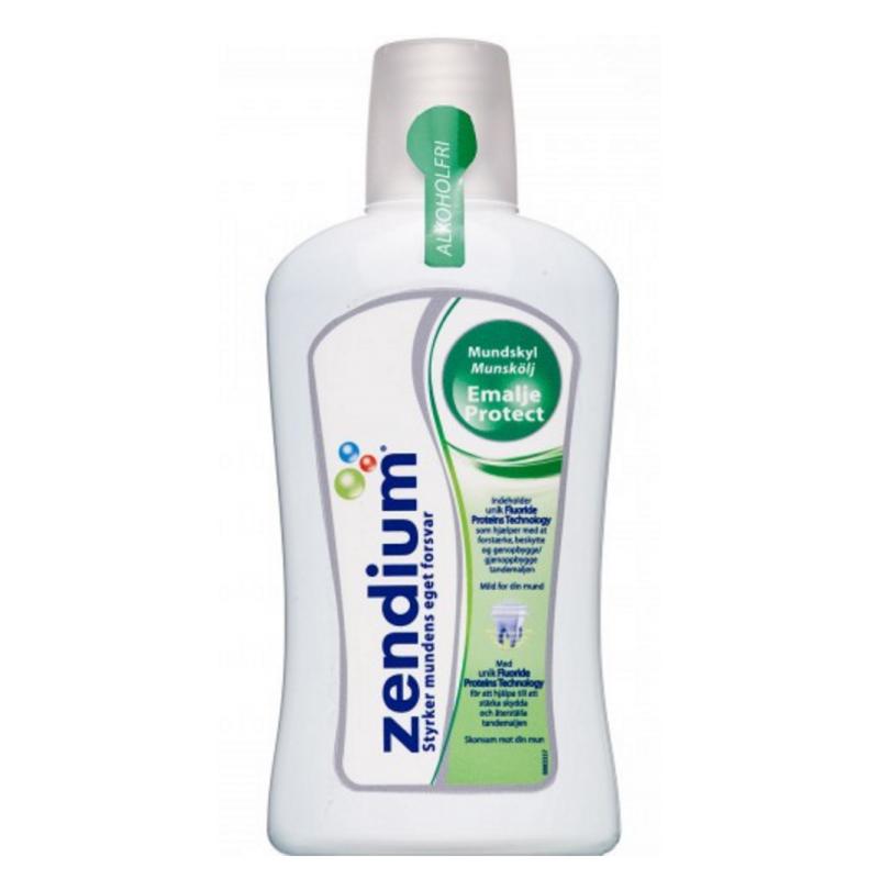 Zendium Mouthwash Enamel Protect