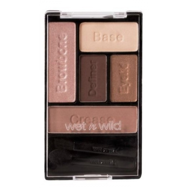 Wet 'n Wild Color Icon Eyeshadow Palette Bare & Beautiful