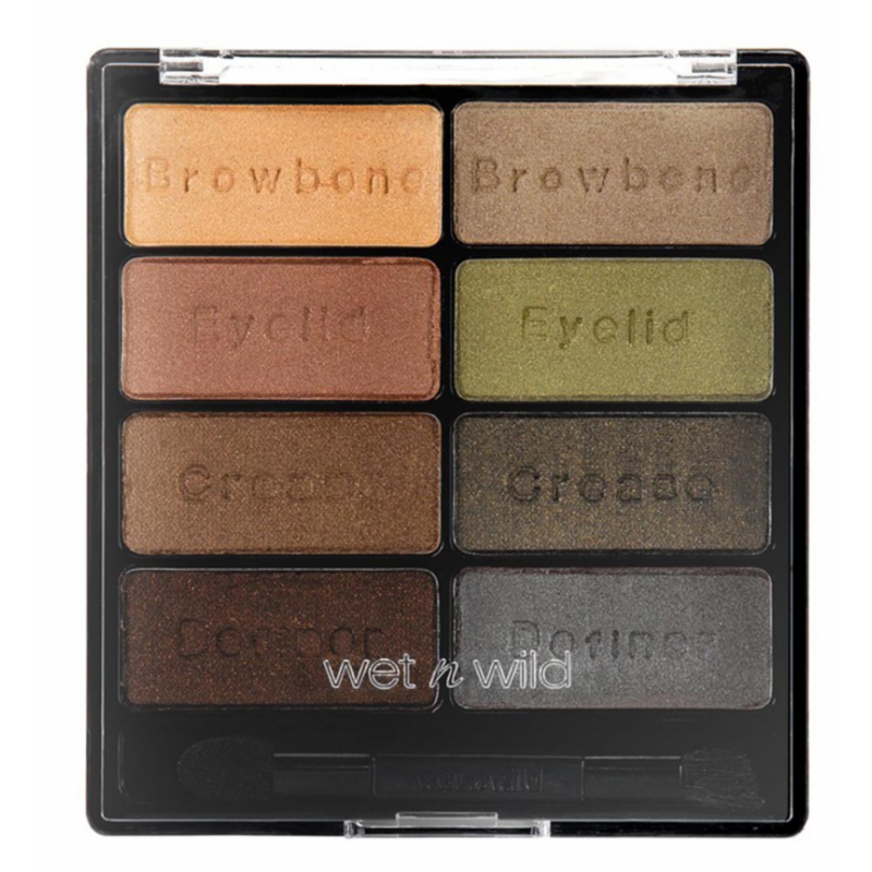 Wet 'n Wild Color Icon Eyeshadow Collection Comfort Zone