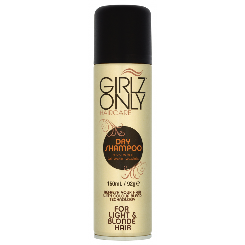 Girlz Only Dry Shampoo Blonde