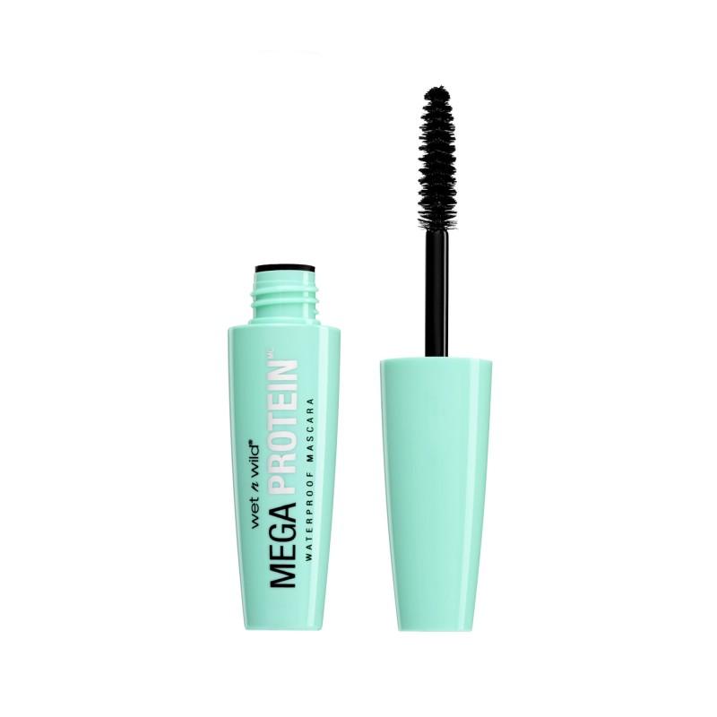 Wet 'n Wild Mega Protein Waterproof Mascara Very Black