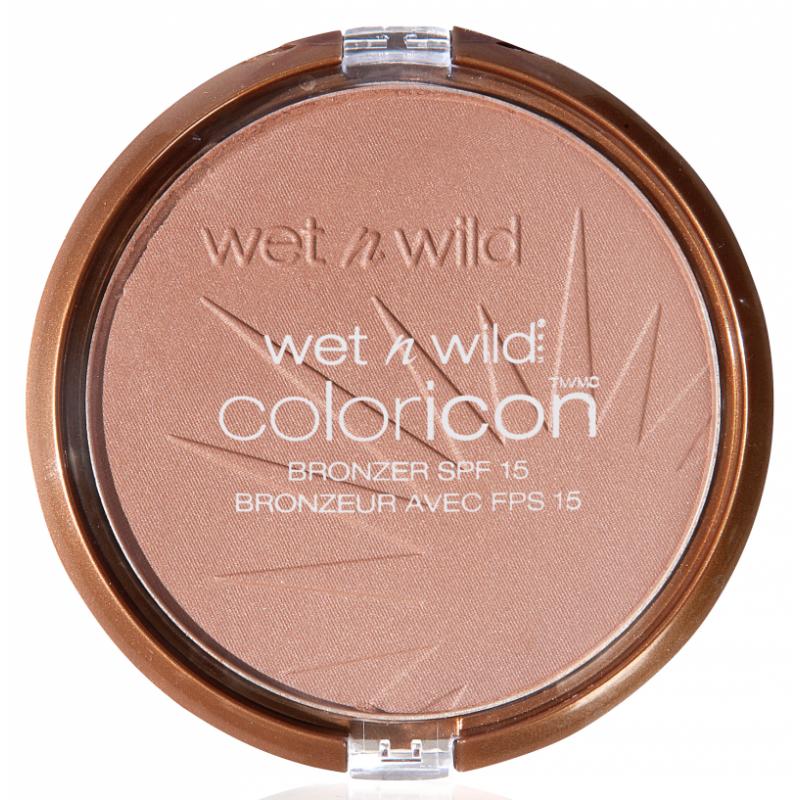 Wet 'n Wild Color Icon Bronzer Bikini Contest