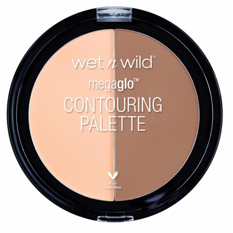 Wet 'n Wild MegaGlo Contouring Palette Dulce De Leche