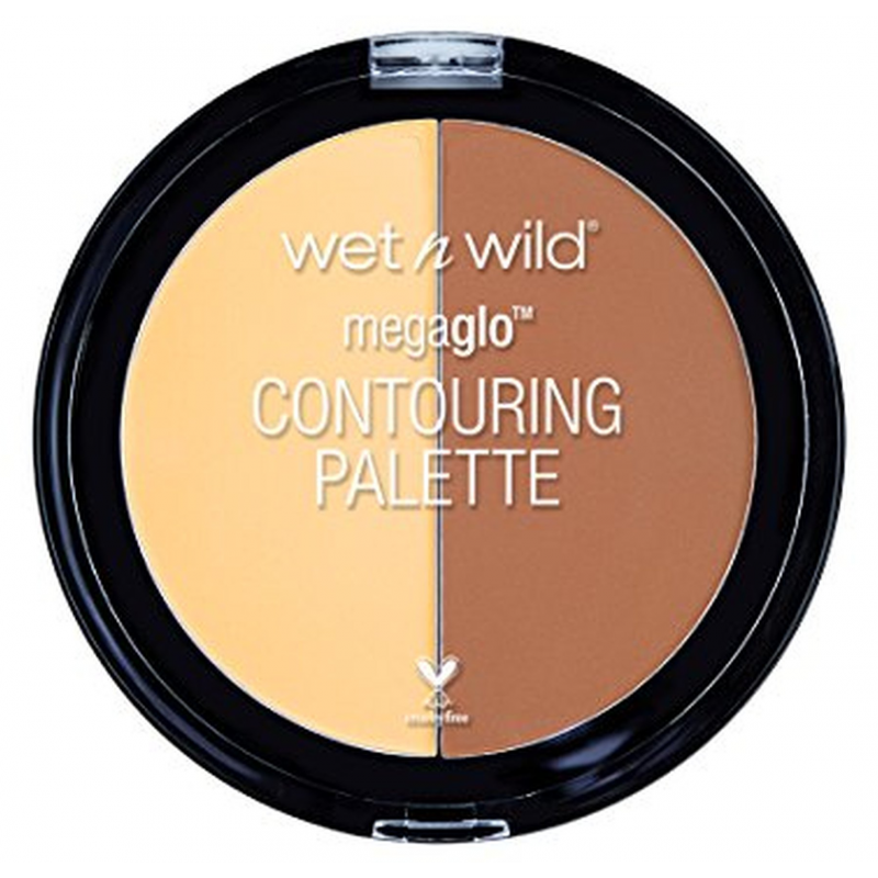 Wet 'n Wild MegaGlo Contouring Palette Caramel Toffee