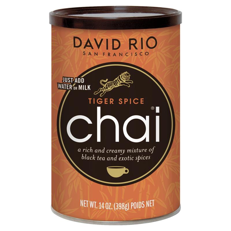 David Rio San Francisco Chai Tiger Spice