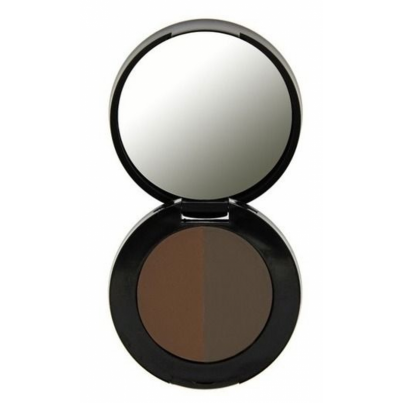 Freedom Makeup Duo Eyebrow Powder Auburn