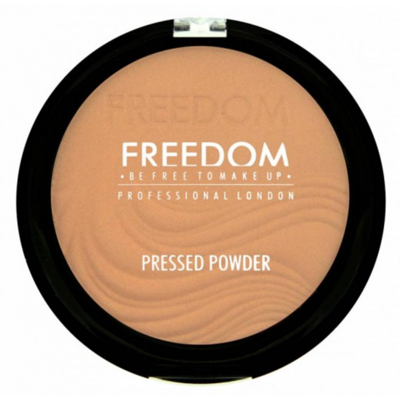 Freedom Makeup Pressed Powder 101 Translucent