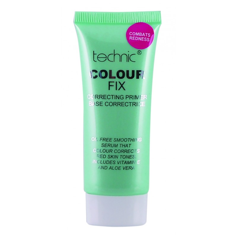 Technic Colour Fix Correcting Primer Green