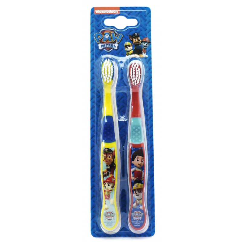 Nickelodeon Paw Patrol Toothbrush Duo