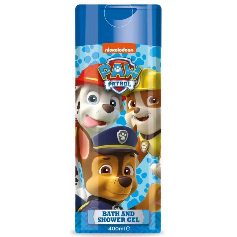 Nickelodeon Paw Patrol Bath & Shower Gel
