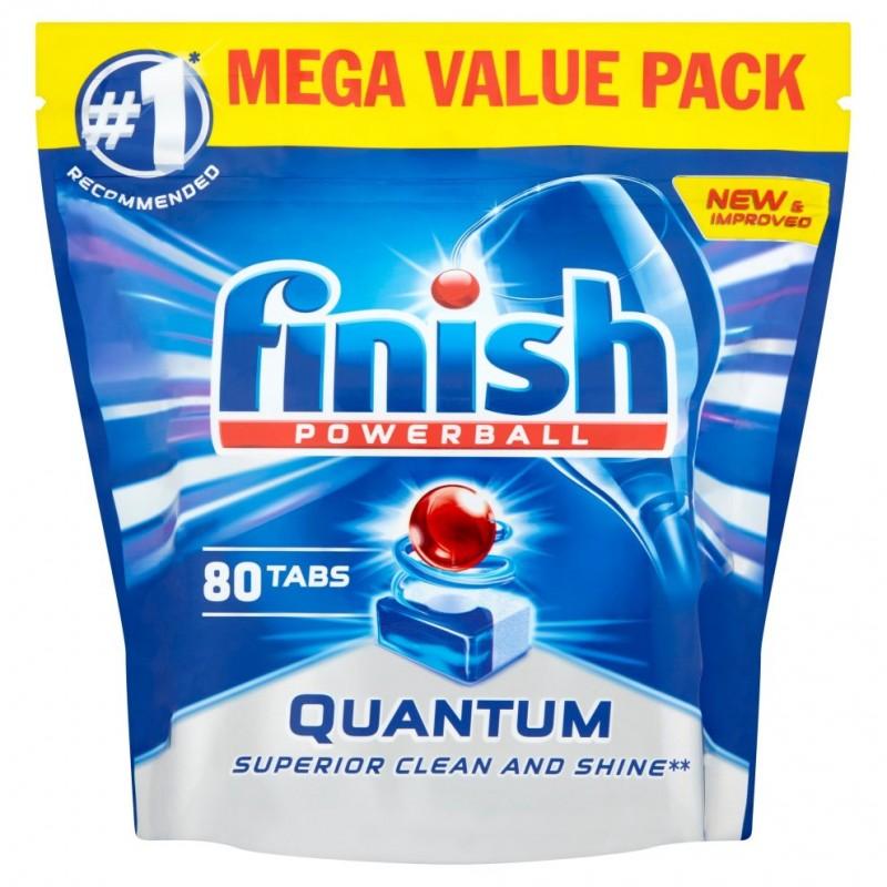 Finish Powerball Quantum Max Original Tabs