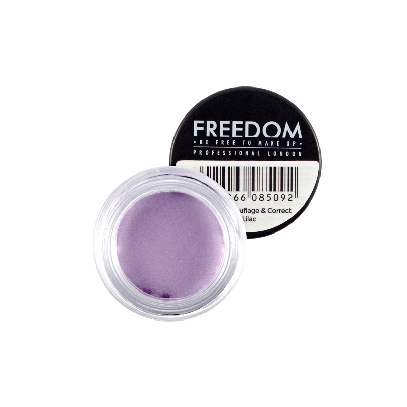 Freedom Makeup Pro Camouflage & Correct Concealer Lilac