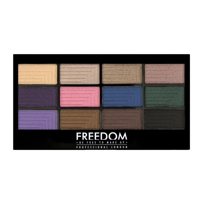 Freedom Makeup Pro Eyeshadow Palette Dreamcatcher