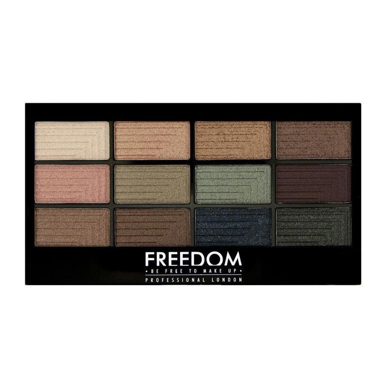 Freedom Makeup Pro Eyeshadow Palette Romance & Jewels