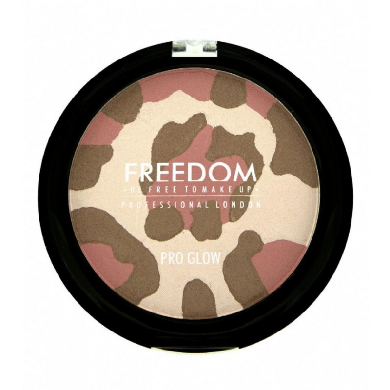 Freedom Makeup Pro Glow Highlighter Meow