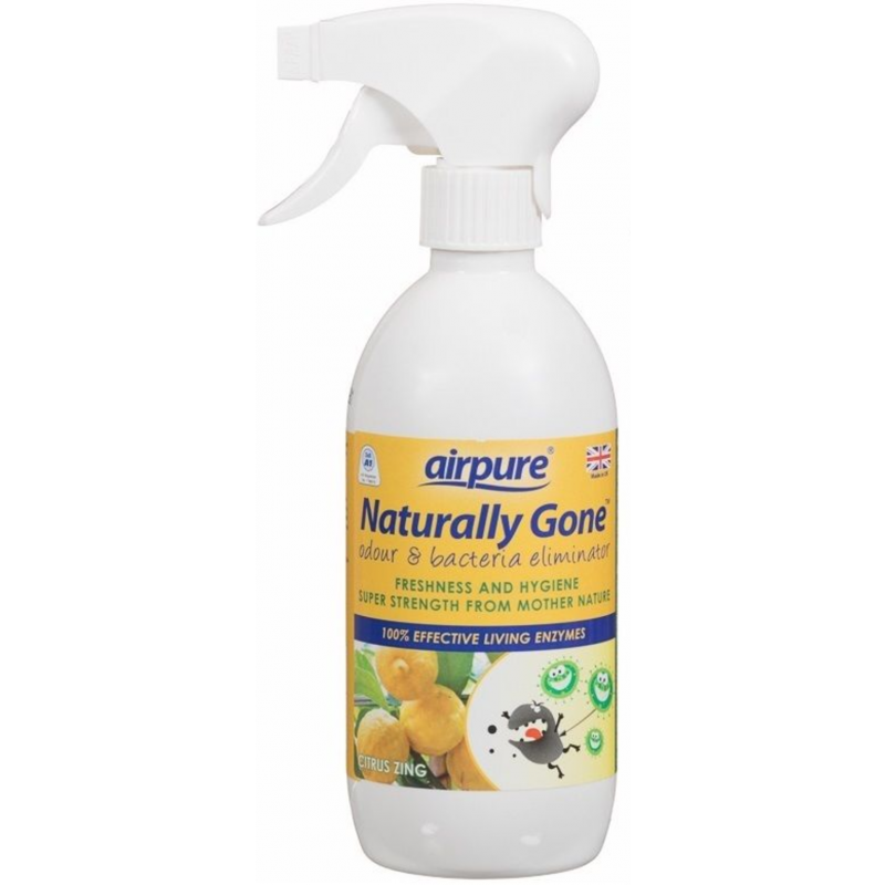 Airpure Naturally Gone Spray Citrus Zing