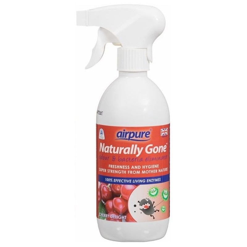 Airpure Naturally Gone Spray Cherry Delight