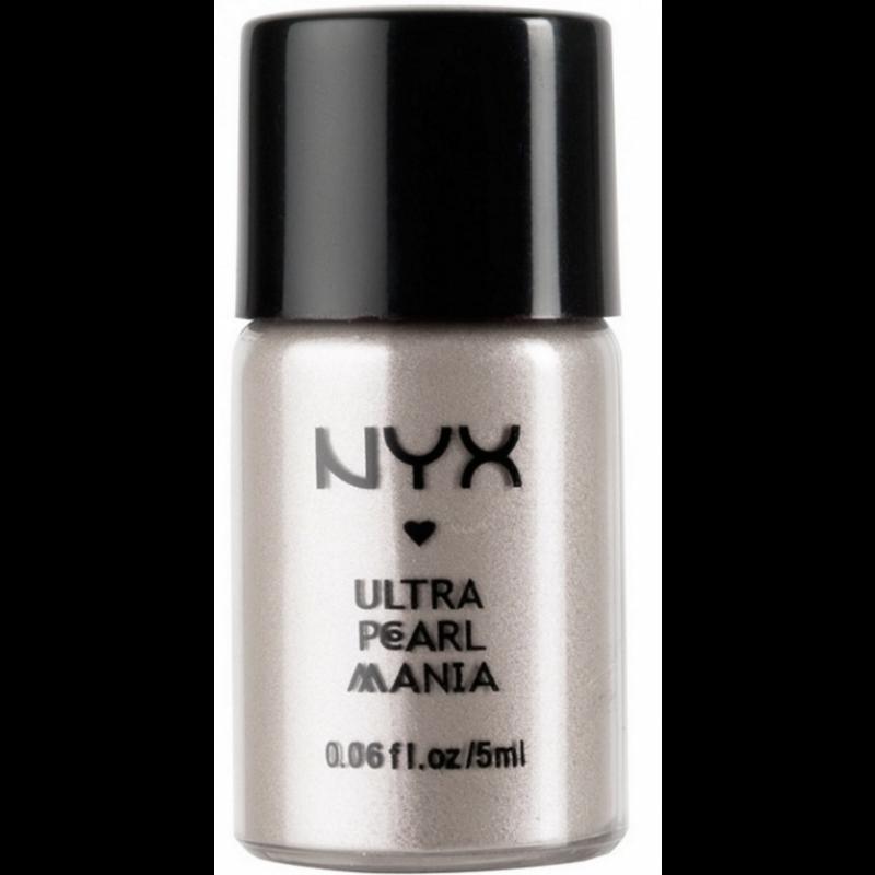 NYX Loose Pearl Eyeshadow Silver