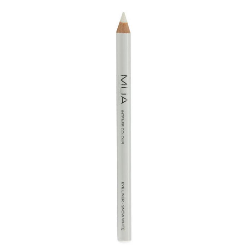 MUA Makeup Academy Intense Colour Eyeliner Pencil Snow White