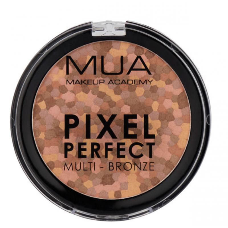 MUA Makeup Academy Pixel Perfect Multi Bronze Terracotta Glow