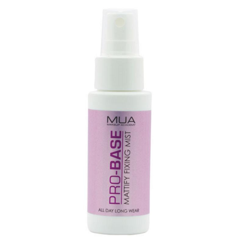 MUA Makeup Academy Pro-Base Mattify Fixing Mist